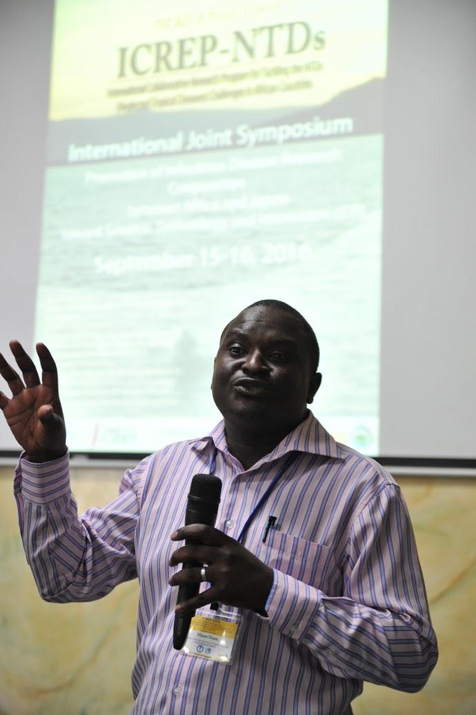 前回TICAD(TICAD6/ケニア・ナイロビで開催)ポストイベントの様子