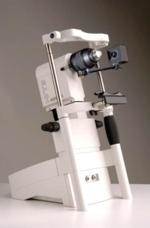 ハイデルベルグレチナトモグラフ3と ロストック角膜モジュール