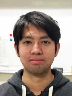 大学院医歯薬学総合研究科 生命薬科学専攻 博士後期課程1年生の小嶺 敬太 君