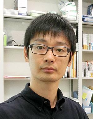 水産・環境科学総合研究科藤井秀道准教授