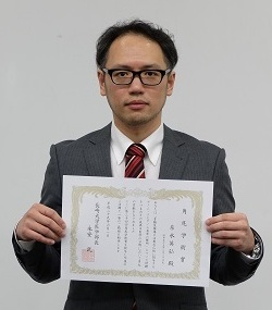 大学病院血液内科 糸永英弘助教