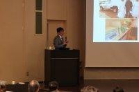 講演:安田二朗 熱帯医学研究所教授