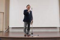 閉会挨拶:長野哲雄 日本学術会議第二部部長