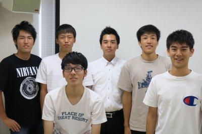 長崎大学から派遣される学生達
