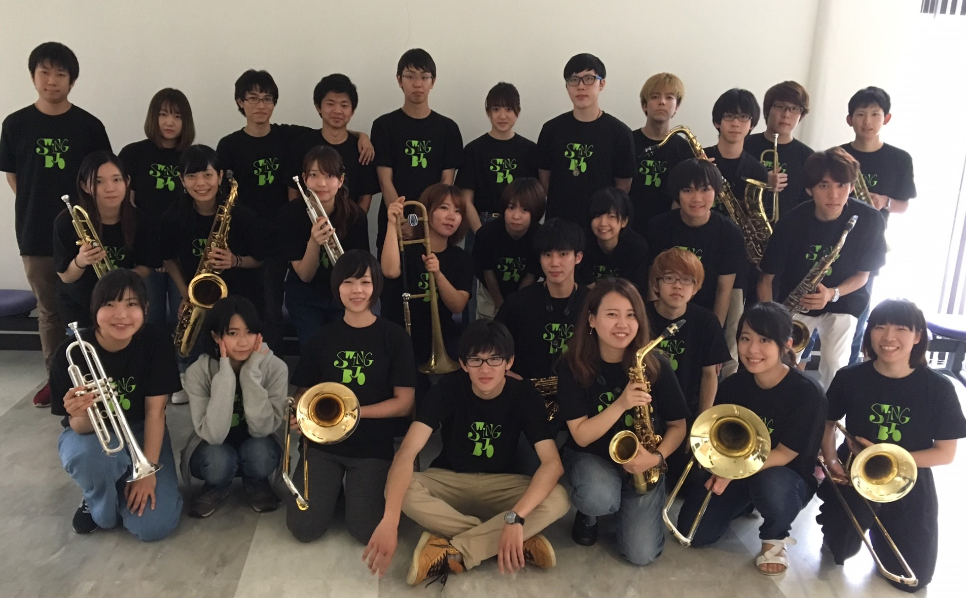 長崎大学 Swing Boat Jazz Orchestra