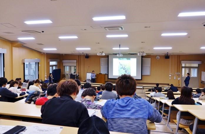 公開講座「地域課題を資源にする——獣害の創造的な解決にむけて」