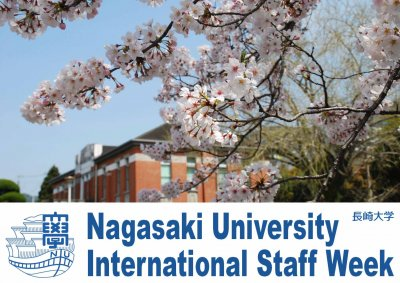 Nagasaki University International Staff Week