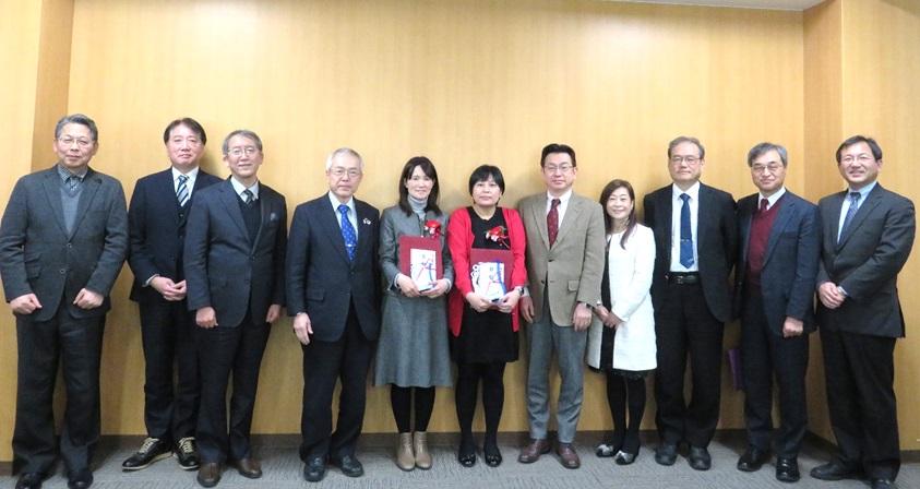 第2回「長崎大学未来に羽ばたく女性研究者賞」受賞者研究発表会および授与式を挙行