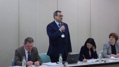 Dr. Meltcer Aleksandr, Vice President of NWSMU