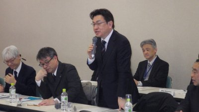 長崎大学下川理事