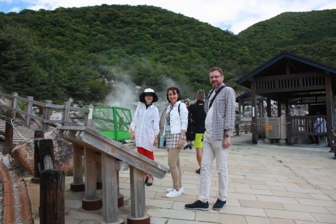 5月22日:雲仙温泉地獄巡り