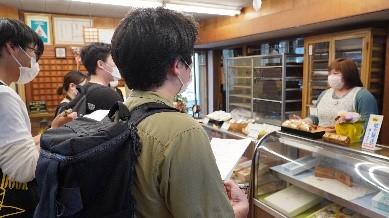 蜂蜜カステラ本舗三勇堂