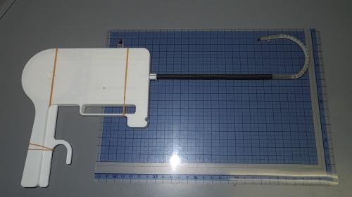 スネーク型柔軟性機構を用いた鏡視下結紮医療機器