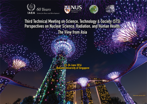 IAEA-STSシンガポール国際専門家会議