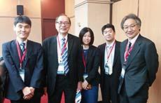 シンポジウムの長崎大学講演者