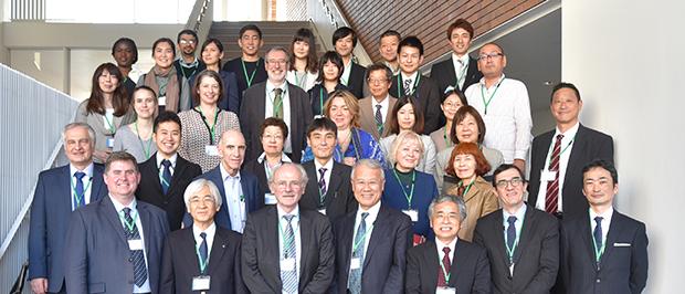 長崎大学とCEPN合同セミナー参加者